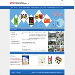 x泉州奇欣彩印&环保餐具有限公司英文版