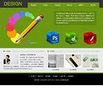 平面设计网站3163(宽屏)