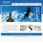 广告设计公司网站3141(宽屏)