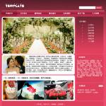 婚庆服务公司网站8008(宽屏)
