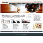 网站解决方案服务商网站4191(宽屏)