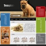 宠物养殖场网站4032