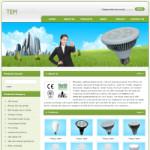 绿色照明公司网站(英文)8115