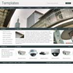 电子产品公司网站(英文)8100